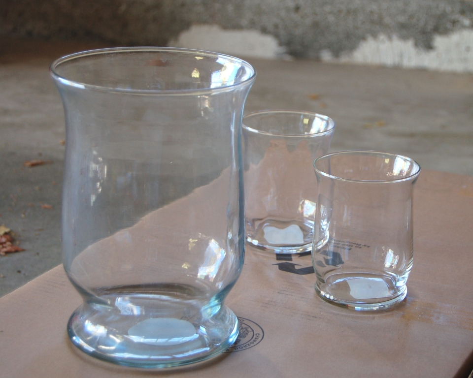 how to paint mercury glass look